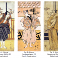 The site Viewing Japanese Prints has two excellent articles on fading in Japanese prints. The first shows three prints, displayed above, by the same artist and from the same time […]